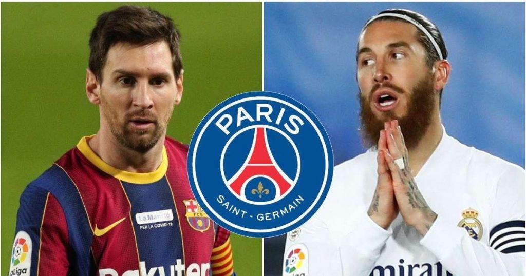 Lionel Messi & Sergio Ramos