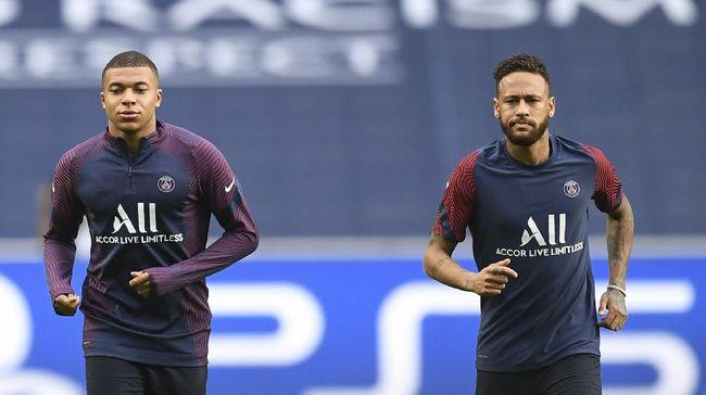 Mbappe - Neymar